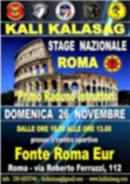 STAGE NAZIONALE
