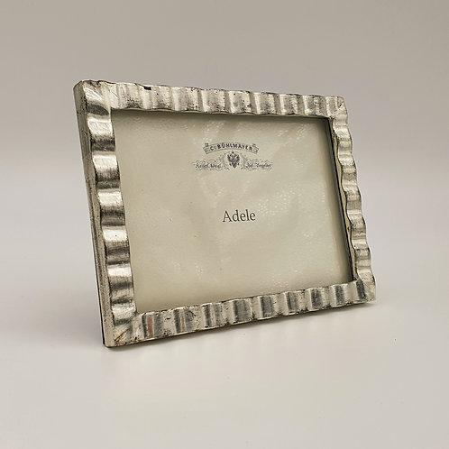 Foto-Rahmen ADELE-Weissgold