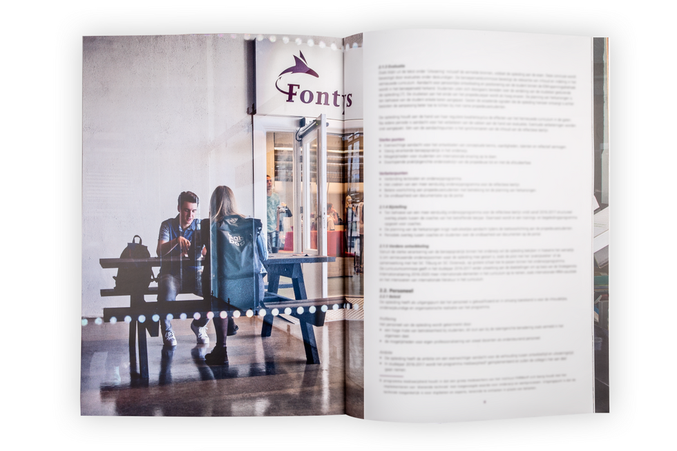 Fontys HS Yearbook