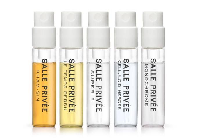 Sallee Privee Fragrances