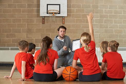 Basketball-Klasse