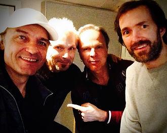 Matthias Jabs, Rudolf Schenker, Mikael Nord Andersson, Martin Hansen