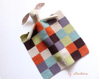 Maggie's blanket (free pattern)