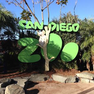 Dec 29, San Diego zoo