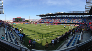 A day at Avaya Stadium