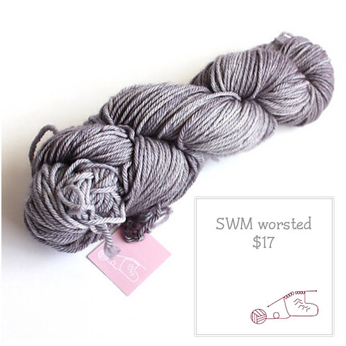 SWM worsted