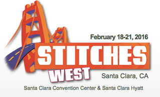 Stitches West 2016 - Day 1