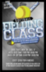 Softball fielding class session 2 2019-0