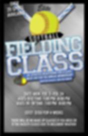 Softball fielding class session 4 2019-0
