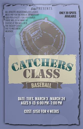 baseball catchers class session 5 2019-0