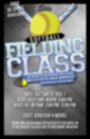 Softball fielding class session 3 2019-0