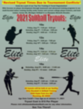 Elite Softball Travel Tryouts Revised.pn