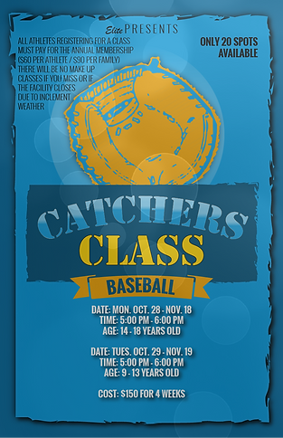 baseball catchers class session 1 2019-0