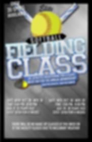 Softball fielding class session 1 2019-0