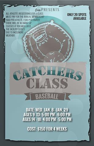 baseball catchers class session 3 2019-0