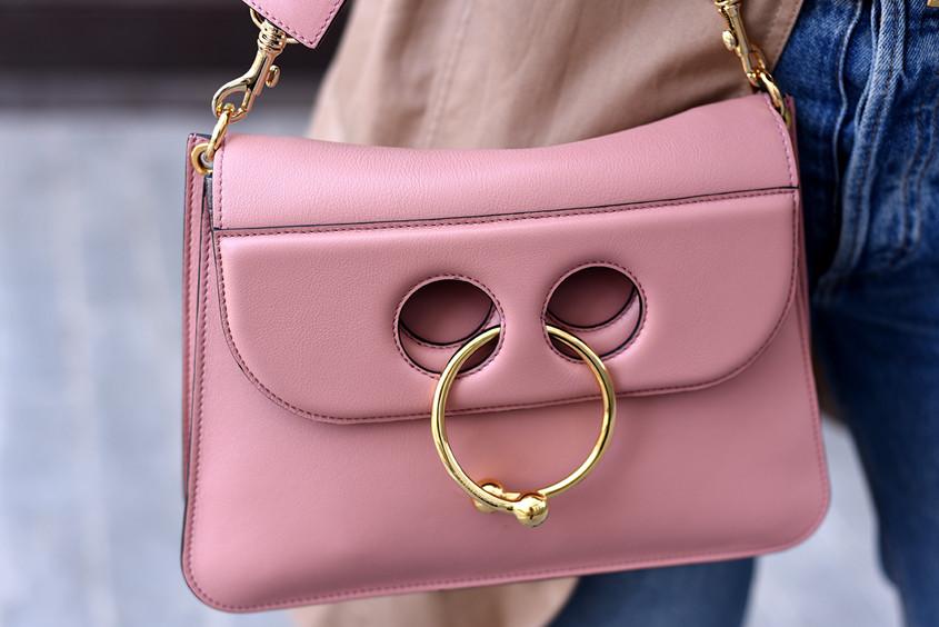 Sharona Bond_pink bag