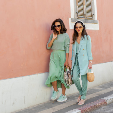meirav and sagit for fashion israel mag 1