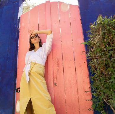 Urban doors for Designer Magazine 1
