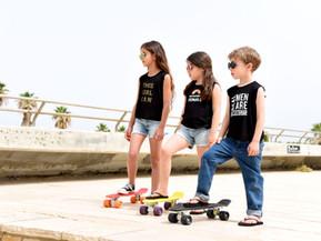 השילוש הקדוש: ילדים, בגדי ים ומסרים פמיניסטיים