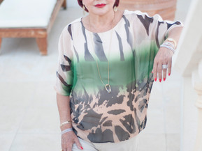 יש לה את זה # 2: אמא שלי, פנינה גולדשטיין