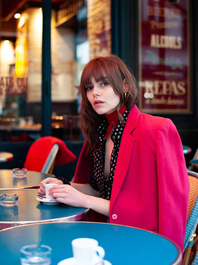 Model-Paris-photo