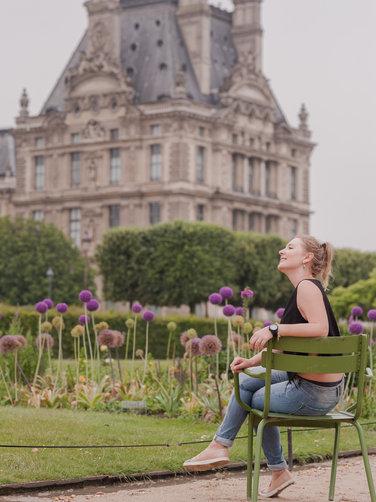 Uma Brasileira em Paris