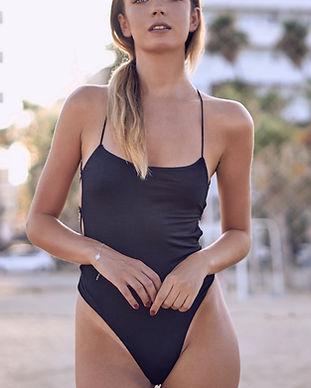Designer's Swimsuit