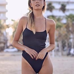 Designer-Badeanzug