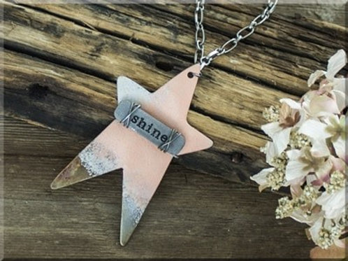 SHINE PRIM STAR NECKLACE