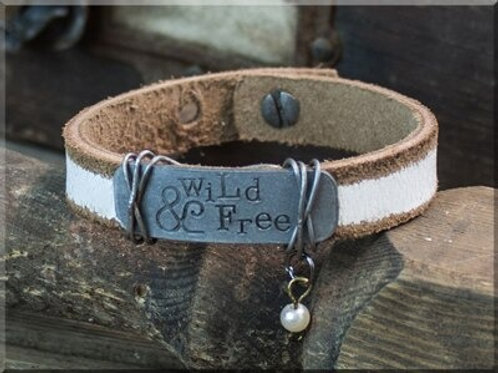 WILD & FREE BRACELET