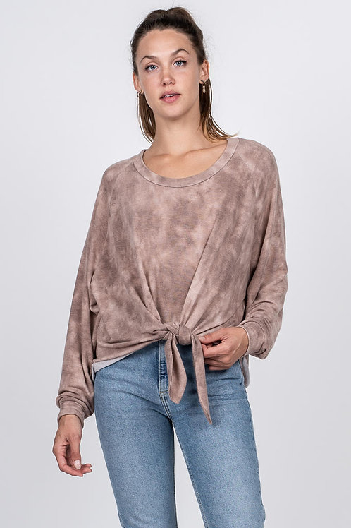 MAUVE SOFT SWEATSHIRT
