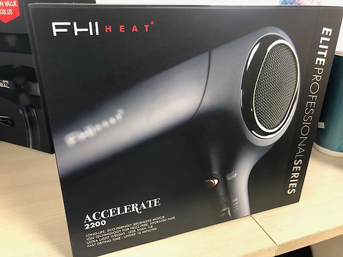 FHI HEAT ACCELERATE 2200 HAIR DRYER