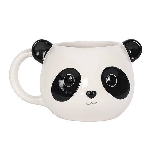 Panda Face Mug