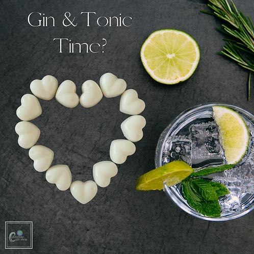 Gin & Tonic Soy Wax Melts