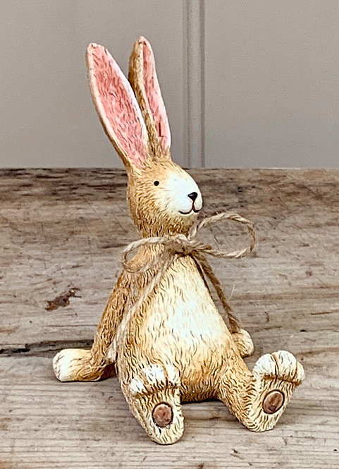 Laid Back Rustic Rabbit