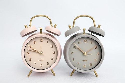 Retro Chic Alarm Style Clock