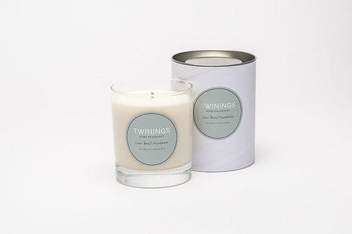 Lime Basil Mandarin Soy Wax Single Wick Candle
