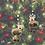 Thumbnail: Faux Fur Wooden Reindeer