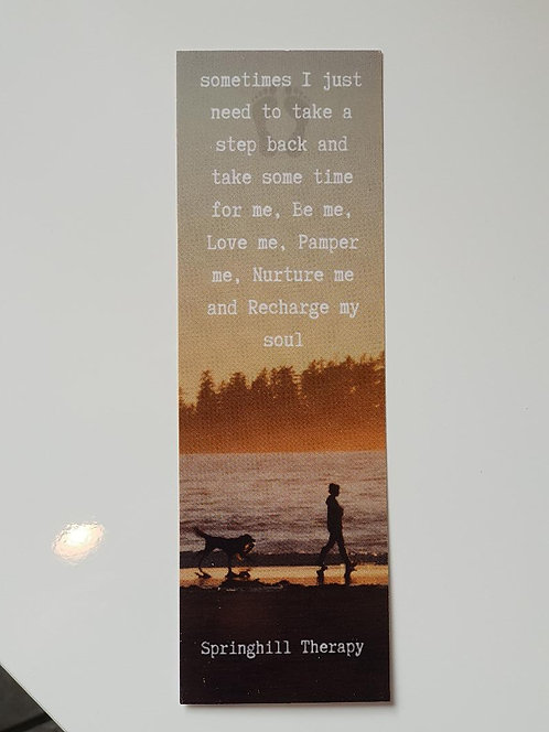 Inspirational Bookmarks (pack of 3)