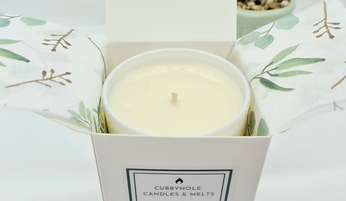 Large Lavender, Chamomile & Vanilla  Soy Wax Candle