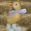 Thumbnail: Cute Duck in Wellies 11cm