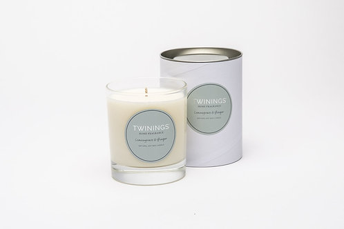 Lemongrass & Ginger Soy Wax Single Wick Candle
