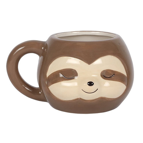Sloth Face Mug
