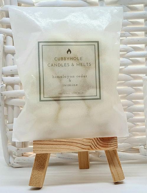 Himalayan Cedar & Jasmine  Soy Wax Melts