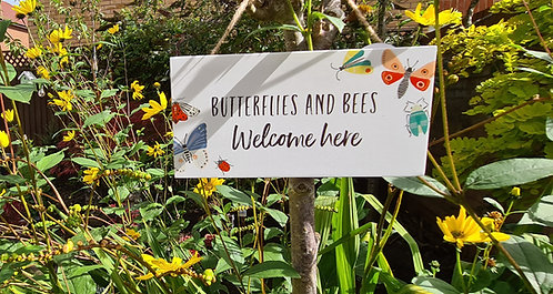 Gifts for Gardeners signs