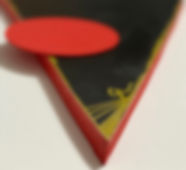 Overlap | Pendulums: Part Tri series | sculptor, Bojana Randall