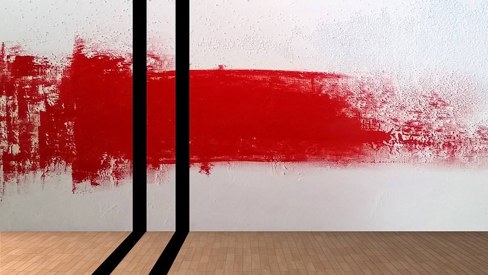 Interspersions | Mural