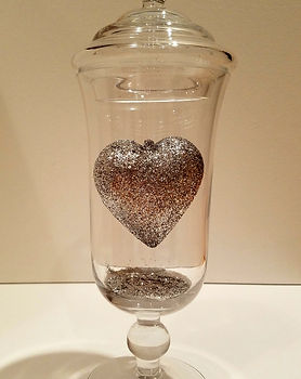 Always Shine | Jar of Hearts series | artist, Bojana Randall