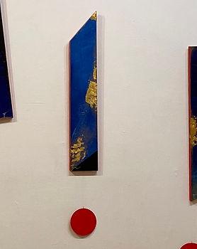 Cognizance | Pendulums: Part One series | wall sculptures by artist, Bojana Randall