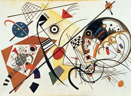 Between Kandinsky and Me